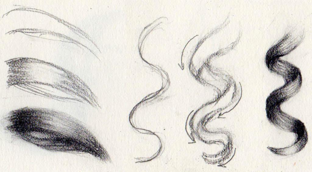 Как рисовать любые прически: универсальная формула художника