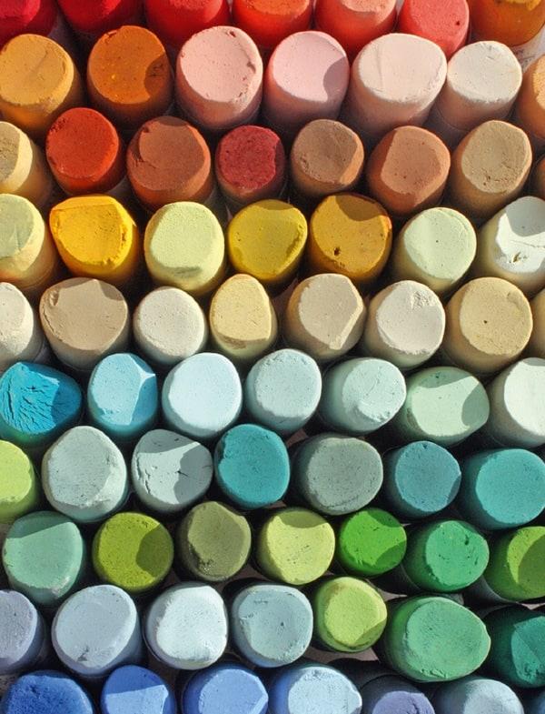 6 главных шагов в освоении сухой пастели