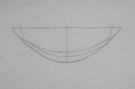 Как нарисовать правильно губы